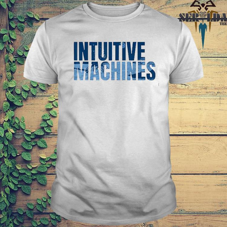 Intuitive Machines Blue Shirt